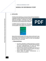 Modelo de Referencia TCP