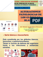 7. Alteraciones Patologicas Leucocitos 2018