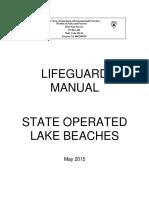 Freshwater Lifeguard Manual