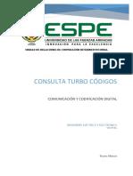 Los Turbo Códigos
