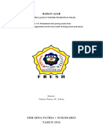 Bahan Ajar Mesin Frais KD 3.5.4.5