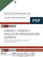 niveles de organizacion biologia