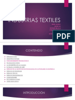 Industrias Textiles