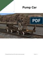 Pump Car Manual ES