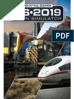 TS2019 Short User Guide ES