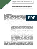 Chap 01 - Changer d'Indicateurs / UE 2.5.1 Logiciels évolués de contrôle et d'audit (I.A.E Bordeaux M 2 DFCGAI)