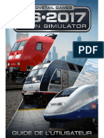 TS2017 Short User Guide FR