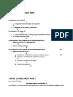 Pagola, José Antonio- Jesús de Nazaret hoy.pdf