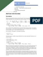 Matrizes Estruturadas - NumPy v1.14 Manual