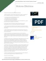 Bobinado de Motores Eléctricos_ Fallas en Los Motores Monofásicos de Inducción