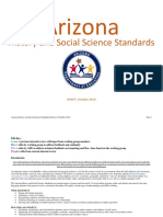 Arizona History and Social Science Standards