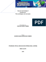 G3 Evidencia 9_ Plan Estratégico de Mercadeo