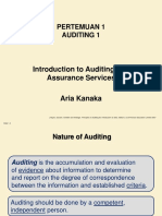 Pertemuan 1 Audit 1
