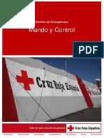 Curso de Gestion de Emergencias - Mando y Control[1]