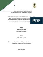 Determinación de Parámetros Adecuados en La Elaboración de Mango