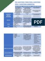 Diferencias Entre Auditoria Tributaria