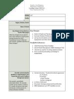 LAC Sample Form