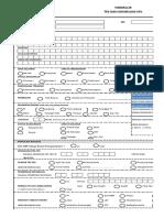 Formulir Hiv