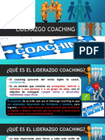 Liderazgo Coaching