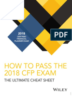 How to Pass the CFP Exam