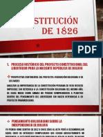constituciones 23 26