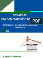 Materi Sosialisasi JKN Kota Mataram