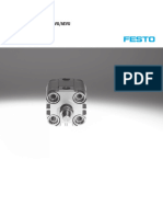 Festo 536362 Compact Double Acting Cylinder ADN-20-60-I-P-A
