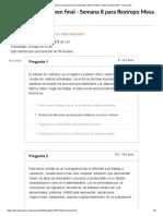 Examen Parcial organizacion y metodos