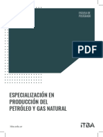 Folleto Produccion de Petroleo