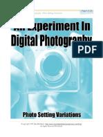 Photo Setting Variations