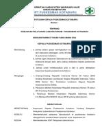 8.1.2 Sk Payung Pemerintah Kabupaten Indragiri Hilir