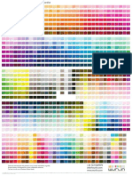 WURLIN Pantone Colour Guide