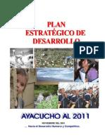 Plan Estratégico Ayacucho