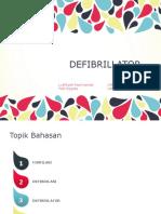 PPT Defibrilator