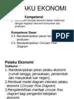 7_Pelaku Ekonomi Dan Arus Lingkaran Kegiatan Ekonomi