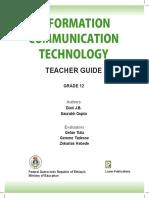 ICT TG Grade-12