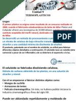 Termoplásticos y Sus Procesos de Fabricación