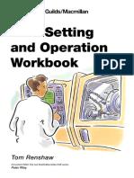 Cnc Setting and Operation Workbook