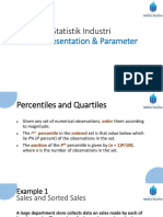 STI - 03 - Data Presentation & Parameter