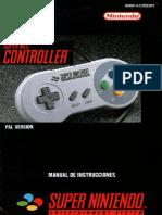Snes Controller (Es)