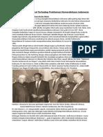 Respon Internasional Terhadap Proklamasi Kemerdekaan Indonesia