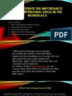 Presentation FYP 1