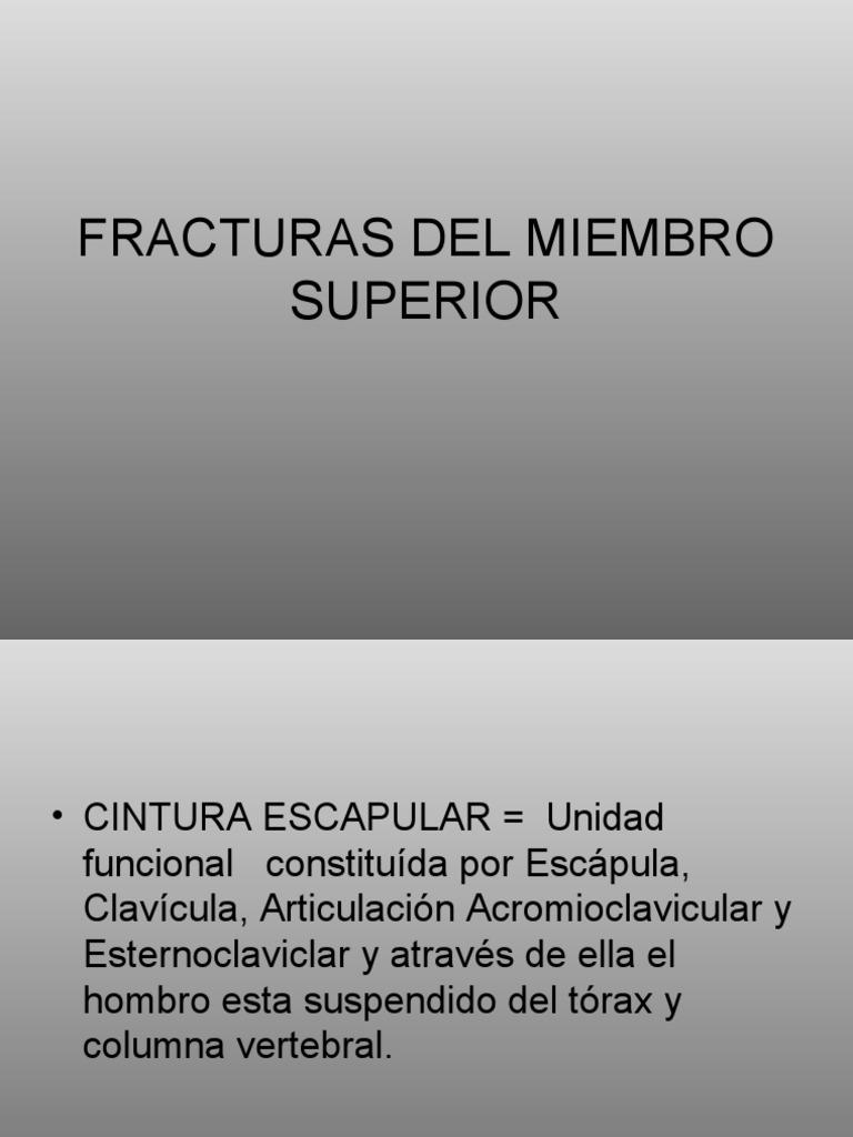Fracturas de Miembro Superior c43c89fe74ca