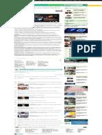 Especial de UOL Carros Vence Prêmio SAE Brasil de Jornalismo - Economia - BOL Notícias