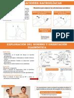 Semiología del Sistema Osteoarticular
