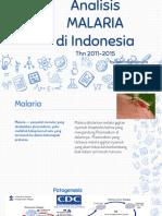 PPT MALARIA (Tugas Pak Antono)