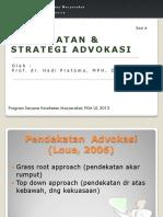 Sesi 6 Pendekatan  Strategi Advokasi.pdf