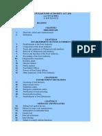 Pfa Act 2011
