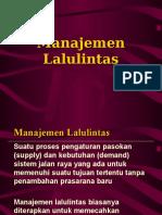 Manajemen Lalulintas.ppt