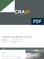Prezentace CRA na konferenci Radiokomunikace 2018